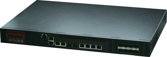 AAEON FWS-7360 Network Appliance Reduces the Risk of System Bottlenecks and Data Loss