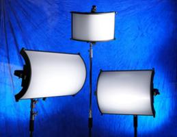 FACTOR Radius LED Area Light Offers 180° Beam Angle