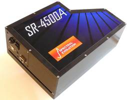 SR-4500A Spectroradiometer Offers Range of 350-2500 nm