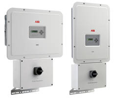UNO-DM-PLUS-US Solar Inverters Optimize the Performance of Residential PV Installations