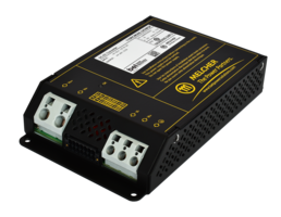 Melcher™ RCM Series DC-DC Converters Feature Integrated Hold-Up Capacitors