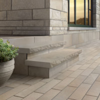 Indiana Limestone Company's New Small Format and Plank Paving Design Solutions Allow for Easy Transformations