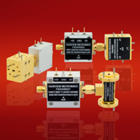 New Line of E and W-Band PIN Diode Waveguide Switches Expand Frequency Ranges