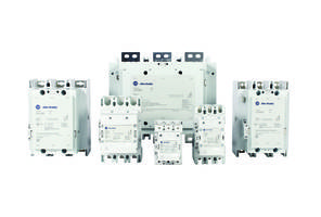 Allen-Bradley Bulletin Contactors Increase the Flexibility in Controlling Multiple Voltages