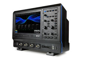 Saelig Introduces Teledyne LeCroy WaveSurfer Oscilloscope with a Sample Rate of up to 4 GSa/s