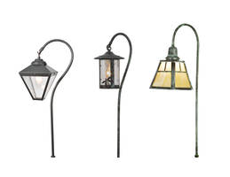Meyda Custom Lighting Unveils Decorative Landscape Lighting Fixtures