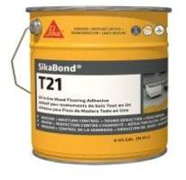 SikaBond-T21 Wood Floor Adhesive Now Exhibits an Elongation Break at 270%