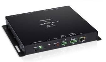 Crestron Now Shipping AM-300 AirMedia® 2.0 Wireless Presentation System