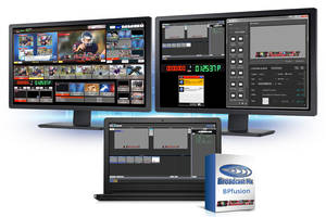 Broadcast Pix's New BPfusion Software Automatically Integrates Information into Templates for Customized Graphics