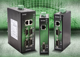 New STRIDE® Modbus Gateways Feature DIP Switch Selectable Termination Resistor