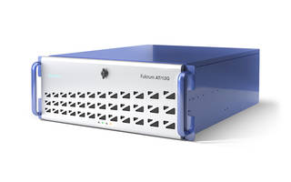 New Fulcrum AT/12G 4K Video Replay Server Features Universal 12G/3G/HD/SD SDI Video Interface