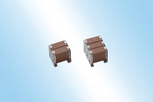 MEGACAP Type MLCCs Now Feature Metal Lead Frames