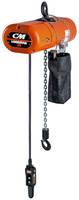 Lodestar VS Electric Chain Hoists Now Come with Magnetek IMPULSE® G+ Mini Drive