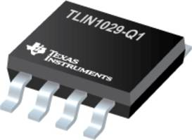 LIN Transceivers Now Reduces System Complexity