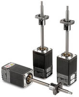 New TBSM11 Linear Actuators Use StepSERVO™ Integrated Motor Technology