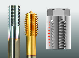 New SELF-LOCK™ Threading Technology Allows Even Distribution of Stress