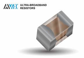 UBR Series Resistors Now Uses Glass-Sandwich FLEXITERM® Surface-Mount Technology