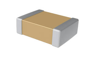 KEMET's New Ceramic Capacitors are optimized for ESD Suppression