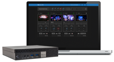 Haivision's KB Encoder Series Is Now Microsoft Azure Certified for Live Streaming to Azure Media Services