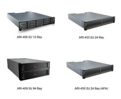 New ARI-400 Series Storage Units Allow Mixing and Matching of Multiple Disk Capacities