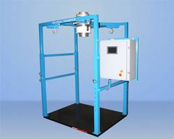 New Bulk Bag Filler Comes with Heavy-Duty Tubular Carbon Steel Frame Construction