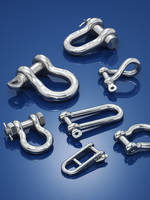 Suncor's Shackles are Now Available in New Styles and Sizes