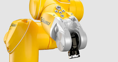 Stäubli's New TX2 Collaborative Robots Meet SIL3/PLe Safety Standards