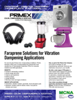 New Faraprene Thermoplastic Elastomers are Suitable for Consumer and Industrial Applications