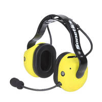 Sonetics' Latest Apex Wireless Headsets Feature 24dB NRR Rating