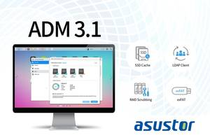 ASUSTOR's New ADM 3.1 Software Comes with Automatic RAID Repair Option
