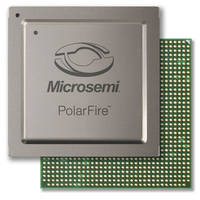 Microsemi Reaches Key Production-Qualification Milestone for its Award-Winning PolarFire FPGA Family