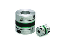 Miki Pulley's New Step-Flex™ Couplings Offer Electric and Temperature Isolation