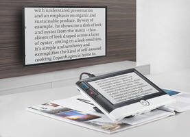 New Visolux Digital HD Video Magnifier Comes with Dynamic Line Scrolling (DLS) Feature