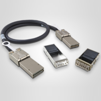 Heilind Electronics Now Stocking TE Connectivity's CDFP Connector and Cage Assemblies