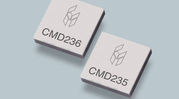 Custom MMIC Launches GaAs MMIC Switches Featuring Binary Decoder Circuitry