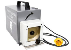 New TEG-1000 Tungsten Electrode Grinder Comes with Diamond Wheel