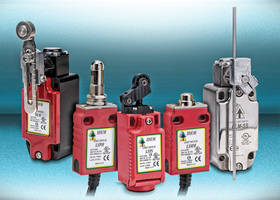AutomationDirect's New Safety Limit Switches Offer Positively Operated Switching Contacts