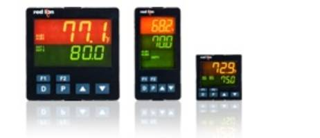 Red Lion's New PXU Series PID Controllers Provide Reliable Control