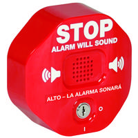 Latest Exit Stopper® Door Alarm Comes with Flashing LEDs