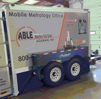 ABLE Machine Tool Takes 5-Axis CMM Technology On The Road With AMMO Wagon