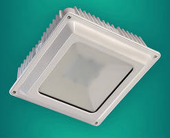 LEDtronics' New LED Canopy Lights Come with Die-Cast Aluminum Housing