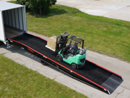 Copperloy's New Yard Ramps Come with One-Cylinder Design