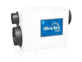 Ultra-Aire's New 120-pint Dehumidifiers are Energy Star Certified