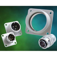 Helind's Latest Gray Zinc Nickel Circular Connectors are Compliant to RoHS Standards