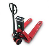 Maximize Precision and Efficiency with Rice Lake's RL-HPJ Pallet Jack Scale!