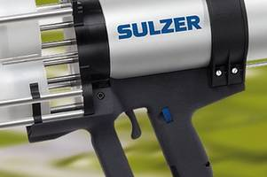 Sulzer Launches MIXPAC™ MixCoat™ Dispensing System for Small Volume Applications