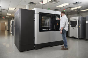 Stratasys' Introduces New F900 Production 3D Printer with MTConnect Interface