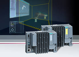 Siemens' Latest Simatic S7-1500 Advanced Controller Comes with Safe Kinematics Software