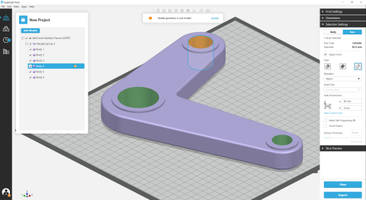 Stratasys' Latest GrabCAD Print Software is Now Updated for Production of Jigs and Fixtures
