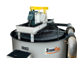 StackCell® Flotation Technology Offers Column-Like Performance in a Smaller Footprint
